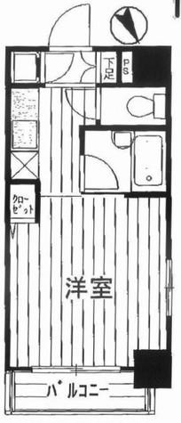 プレール目黒リバーサイド / 7階 部屋画像1