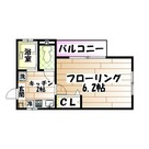 アンシャンテ目黒 / 201 部屋画像1