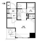 プレール・ドゥーク神田 / 10階 部屋画像1
