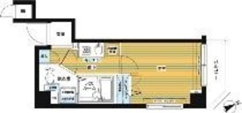 トーシンフェニックス日本橋兜町壱番館 / 501 部屋画像1
