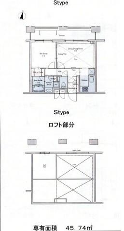 レジディア文京音羽Ⅱ / 11階 部屋画像1