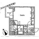 パークハビオ京橋 / 9階 部屋画像1