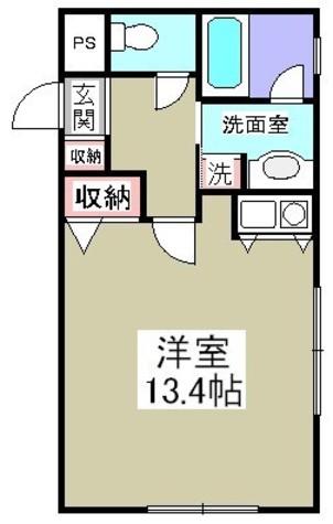 湯島アパートメントハウス / 5階 部屋画像1