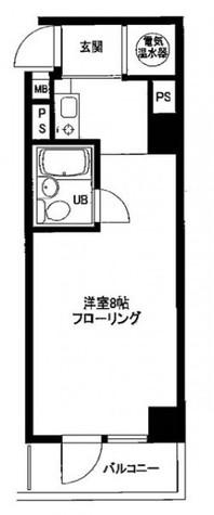 東海西神田マンション / 4階 部屋画像1