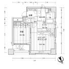 ドゥーエ銀座イーストⅡ / 9 Floor 部屋画像1