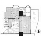 協和高輪マンション / 13階 部屋画像1