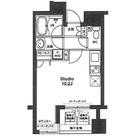 コンフォリア銀座EAST / 707 部屋画像1
