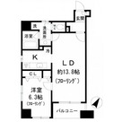 メゾン・ド・日本橋久松町 (旧リバティヴ日本橋久松町Ⅱ) / 502 部屋画像1