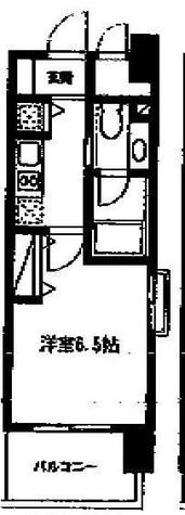 アクロス早稲田 / 4階 部屋画像1