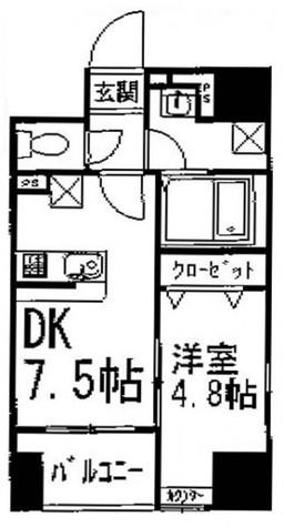 ペイサージュ文京 / 9階 部屋画像1