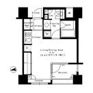 パークアクシス神楽坂ステージ / 5階 部屋画像1