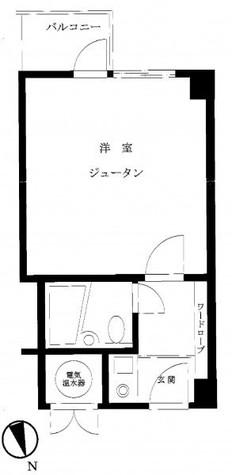 ライオンズマンション道玄坂 / 421 部屋画像1