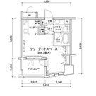 MG目黒駅前(旧:アイオス目黒駅前) / 702 部屋画像1