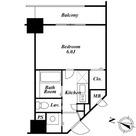 レジディア広尾Ⅱ / 4階 部屋画像1