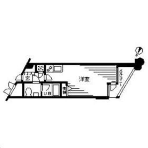ドゥーエ学芸大学(旧TKフラッツ学芸大学) / 3階 部屋画像1