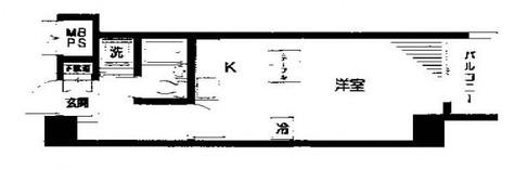 日神パレステージ御茶ノ水 / 5階 部屋画像1