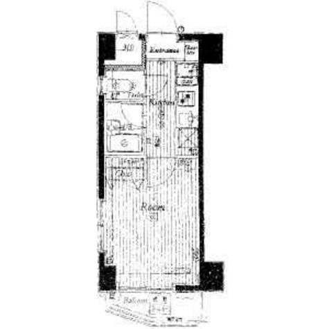 サンテミリオン恵比寿 / 2階 部屋画像1