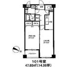 下目黒テラス / 1階 部屋画像1