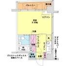 HF八丁堀レジデンスⅡ / 1006 部屋画像1