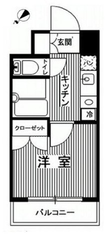 ヴェルト目黒西 / 2階 部屋画像1