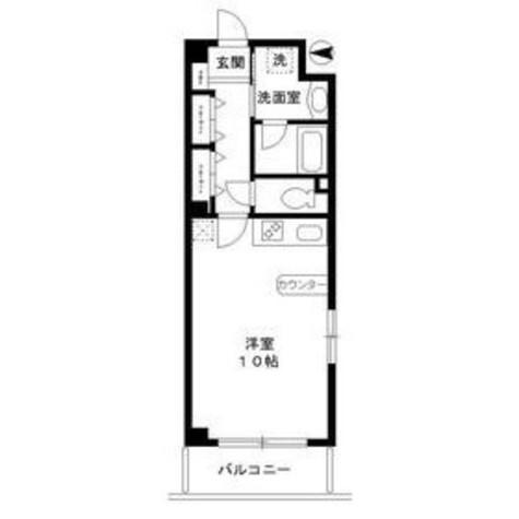 ベスト御茶ノ水Ⅱ / 503 部屋画像1