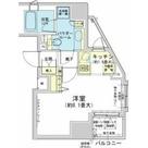 アーバネックス神保町(旧アクロス神保町) / 703 部屋画像1