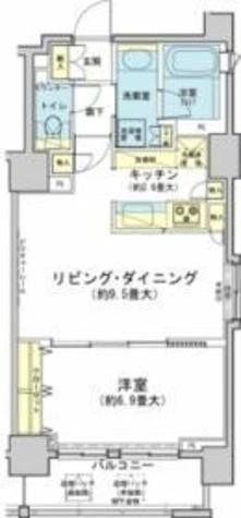 アーバネックス神保町(旧アクロス神保町) / 4階 部屋画像1