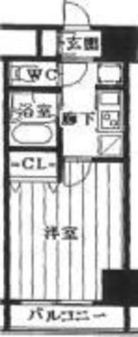 プレール・ドゥーク文京白山 / 7階 部屋画像1