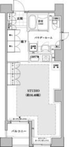 ネクステージレジデンス中央湊 / 6階 部屋画像1