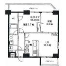 レジディア新御茶ノ水 / 13階 部屋画像1