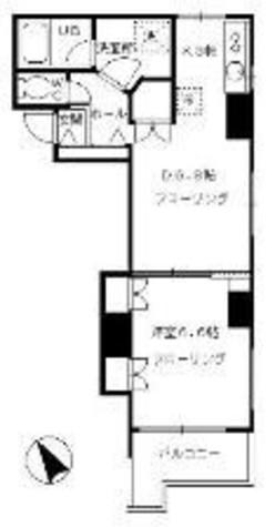 エオストル月島 / 6階 部屋画像1