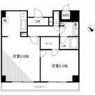 エステージ築地 / 2階 部屋画像1