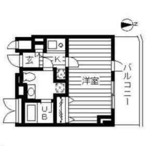 ドゥーエ幡ヶ谷(旧ウインベルプラザ幡ヶ谷) / 602 部屋画像1