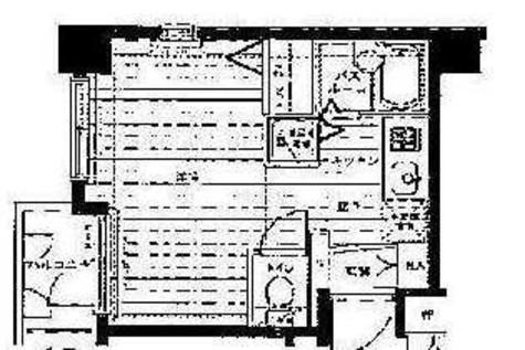 フェニックス目黒 / 2階 部屋画像1
