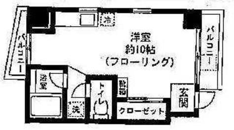 アルファティー / 4階 部屋画像1