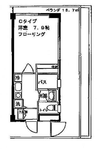 SpeC HOUSE戸越(スペックハウス戸越) / 3階 部屋画像1