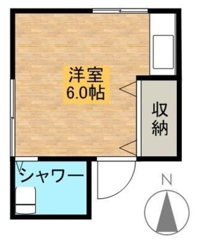 ハイツ松崎 / 305 部屋画像1