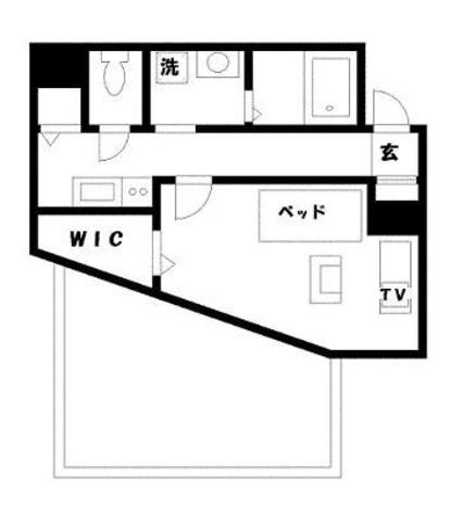 アーバンフォート横浜 / 5階 部屋画像1