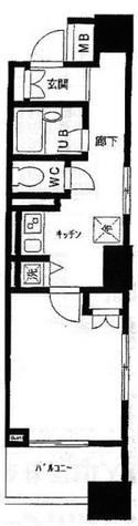 レジディア日本橋馬喰町 / 312 部屋画像1