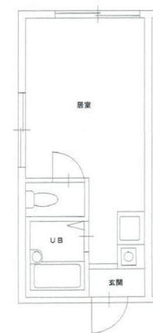 青葉台イノセンス / 101 部屋画像1
