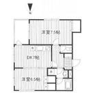 麻布十番 3分マンション / 2階 部屋画像1