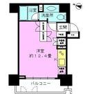 朝日ツイン目黒 / 1204 部屋画像1