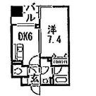銀座レジデンス壱番館 / 8階 部屋画像1