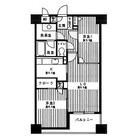 コンフィール日本橋アクアシティ / 2階 部屋画像1