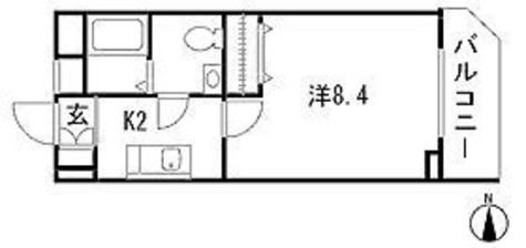 カーロヴィッラ西巣鴨 / 2階 部屋画像1
