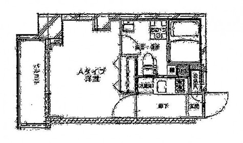 Verona門前仲町Lusso(ヴェローナ門前仲町ルッソ) / 7階 部屋画像1