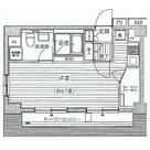 プレール・ドゥーク高輪 / 1201 部屋画像1