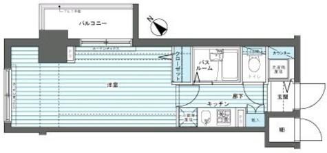 フェニックス新横濱参番館 / 5階 部屋画像1