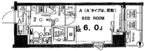 グラントゥルース大森RISE / 15階 部屋画像1