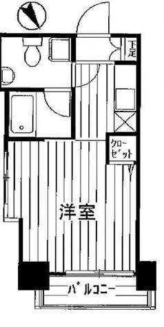 プレール目黒リバーサイド / 1001 部屋画像1